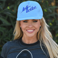 TNT Solid Hat - Blue PWC Jetski Ride & Race Accessories