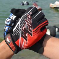Spike GP-30 Gloves -  Red PWC Jetski Ride & Race Gear