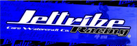 Banners 9' X 3' - Blue/ White PWC Jetski Ride & Race Accessories