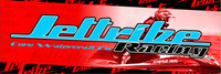Banners 9' X 3' - Red/ Blue PWC Jetski Ride & Race Accessories
