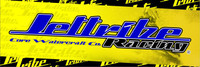 Banners 9' X 3' - Yellow/Blue PWC Jetski Ride & Race Accessories
