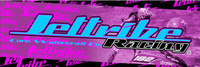 Banners 9' X 3' - Purple/ Blue PWC Jetski Ride & Race Accessories