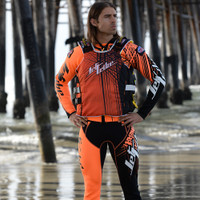 UR-20 Spike Vest -  Orange  PWC Jetski Ride & Race Gear