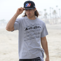 Logo Stack - Limited Edition Grey - T-Shirt (Medium & Large Only)