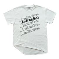 Logo Stack - Limited Edition White - T-Shirt PWC Jetski Ride Apparel