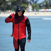Hyper Tour Coat Red - PWC Jet Ski Ride & Race Gear