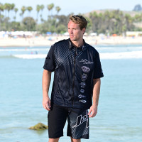 Hyper Pit Shirt - Black PWC Jetski Ride & Race Apparel