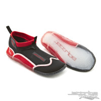 Rec R-14 Ride Shoes Red / Black PWC Jetski Ride & Race Gear-New Lower Price