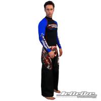 Race Moto Pants Skull Red/White/Black PWC Jetski Ride & Race Gear