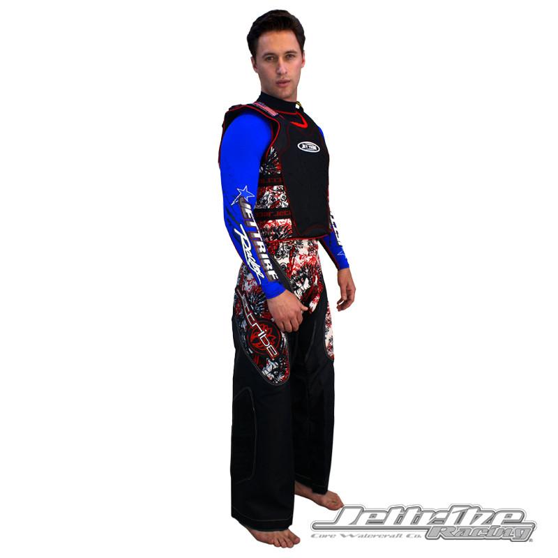 Moto Pants with matching Moto Vest