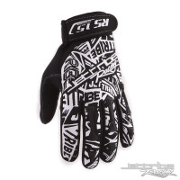 Vertigo White Gloves PWC Jetski Ride & Race Jet Ski Gear (2XL Only)