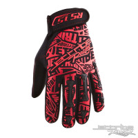 Vertigo Red Gloves PWC Jetski Ride & Race Jet Ski Gear