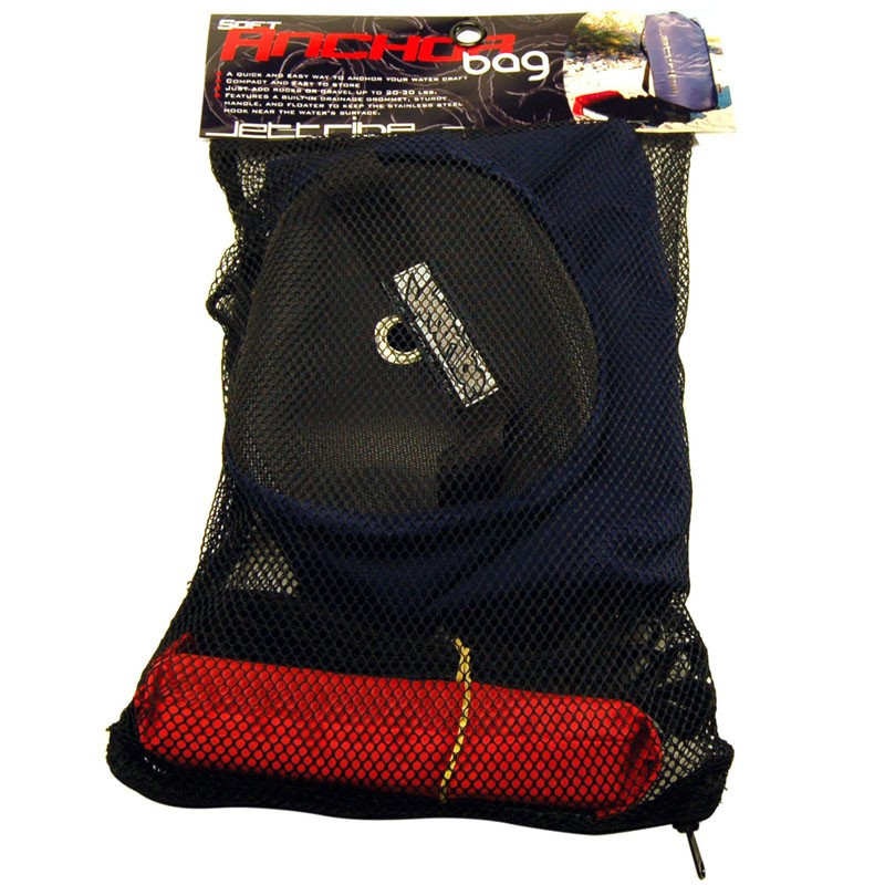 Drip dry mesh bag included