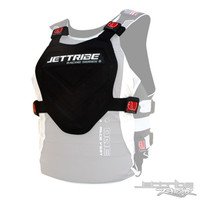 Stealth 71 Chest Deflector Black PWC Jetski Ride & Race Gear