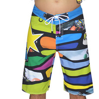 Glasswork Board Shorts PWC Jetski Ride & Race Jet Ski Apparel