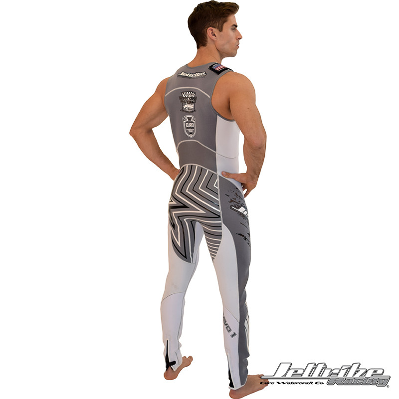 "Shockwave Wet-suit ""back"" john only"