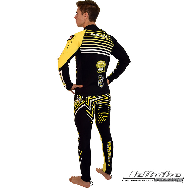 Wetsuit Shockwave back