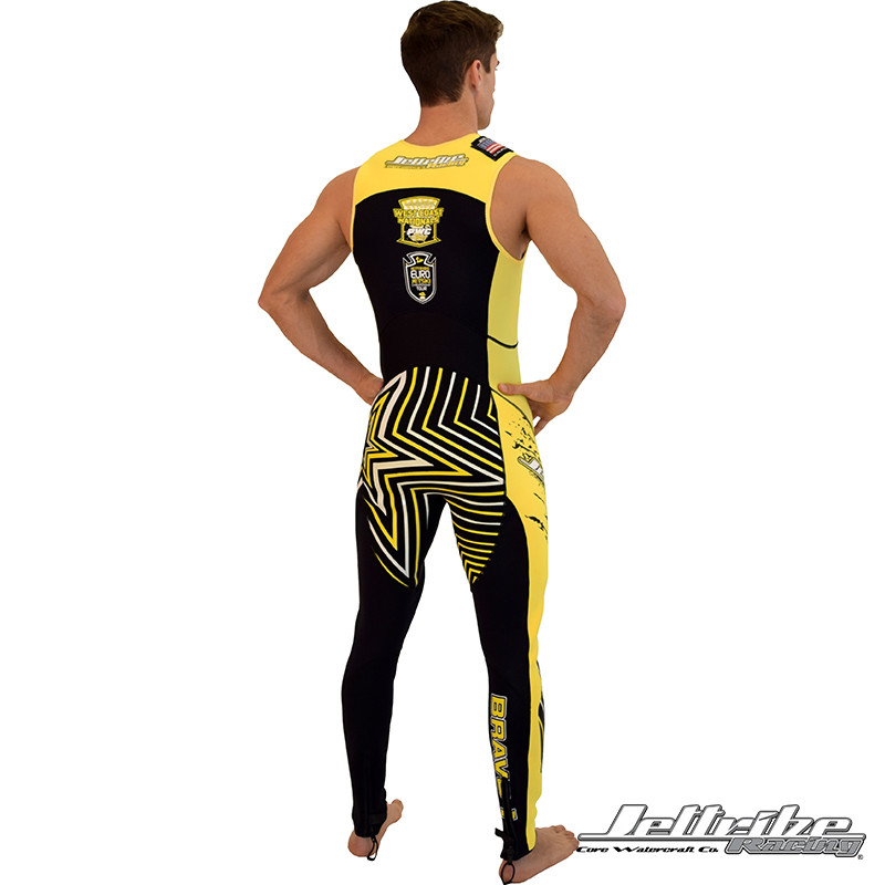 Wetsuit Shockwave back - John only