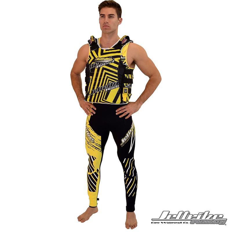 UR-20 Vest,  featuring the Shockwave Wetsuit