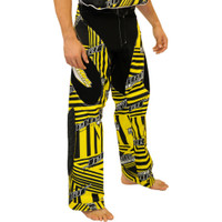 Ride Pants Shockwave Moto Pant Yellow PWC Jetski Ride & Race Gear