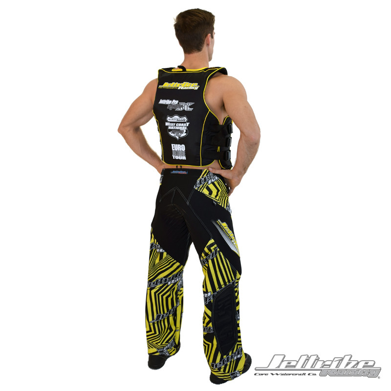 """Back- Moto Pants """"Shockwave"""" (Other Items Not Included)"""