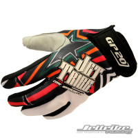 Gloves GP-20 Multicolor PWC Jetski Ride & Race Jet Ski Gear
