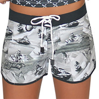 Rider Ladies Board Shorts PWC Jetski Apparel (Clearance - Size 5 Only)