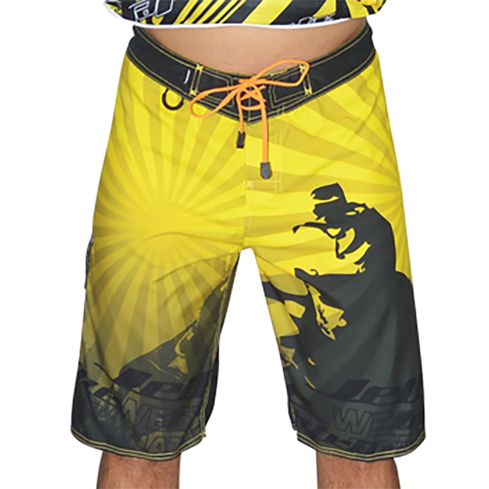 566b6b754d86e ... Sol Men s Board Shorts PWC Jetski Ride   Race Jet Ski Apparel. Image 1