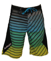 Lined Men's Board Shorts PWC Jetski Ride & Race Jet Ski Apparel