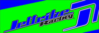 Green Icon Banner 3'x9' PWC Jetski Ride & Race Jet Ski Display
