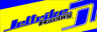 Yellow Icon 3' X 9' Banner PWC Jetski Ride & Race Jet Ski Display