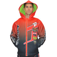 Tour Coat Classic Moto Tour Jacket Red PWC Jetski Ride & Race