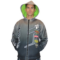 Tour Coat Classic Moto Tour Jacket Grey PWC Jetski Ride & Race
