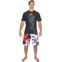 Shadow Performance Tee PWC Jetski Ride & Race Jet Ski Apparel