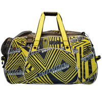 Carry On Duffel Yellow PWC Jetski Ride & Race Jet Ski Gear