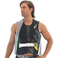 U.S.C.G. Ergo Grey Side-Entry Vest PWC Jetski Race