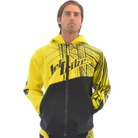 Tour Coat Spike - Yellow PWC Jetski Ride & Race Gear