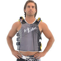 UR-20 Spike Vest - Grey PWC Jetski Ride & Race Gear