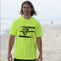 Men's Flip Pic T-Shirt PWC Jetski Ride & Race Apparel