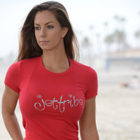 Kurlz Tee - Red PWC Jetski Ride & Race Apparel