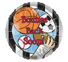 Get Well Sports Theme Balloon (Assorted)