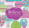 Believe Artist Coloring Book