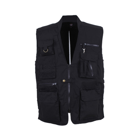 Plainclothes Concealed Carry Vest - Front View