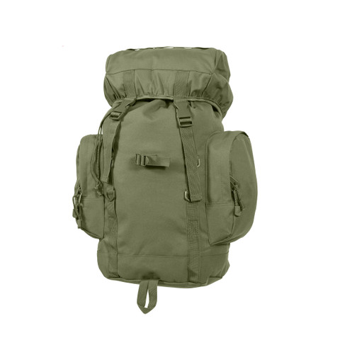 Kids Deluxe Adventure School Backpack - Full View