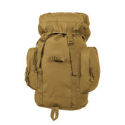 Kids Deluxe Outdoor School Backpack - Full View