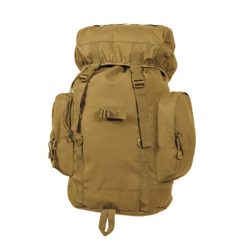 Kids Deluxe Outdoor School Backpack - Full View
