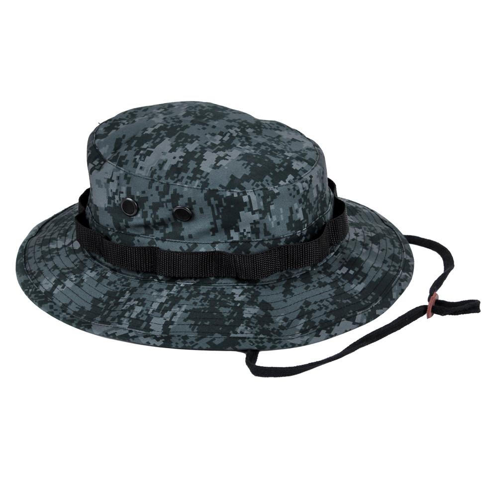 db7e26390c9 Shop Midnite Navy Digital Camo Boonie Hats - Fatigues Army Navy Gear
