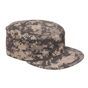 Kids ACU Digital Camo Fatigue Cap - View