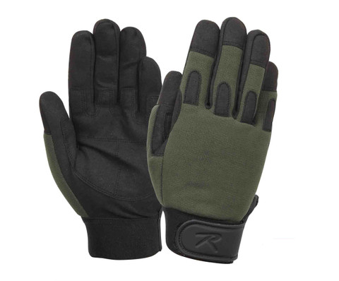 Lightweight All Purpose Duty Gloves - Olive Drab