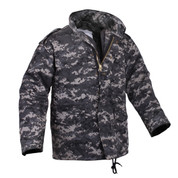 Subdued Urban Digital M-65 Field Jacket - View